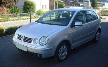 Авто, Volkswagen Polo