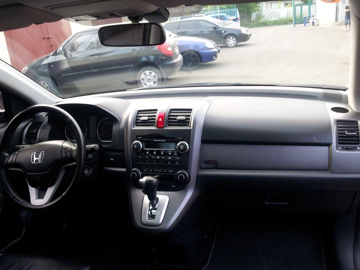 Авто Honda, панель