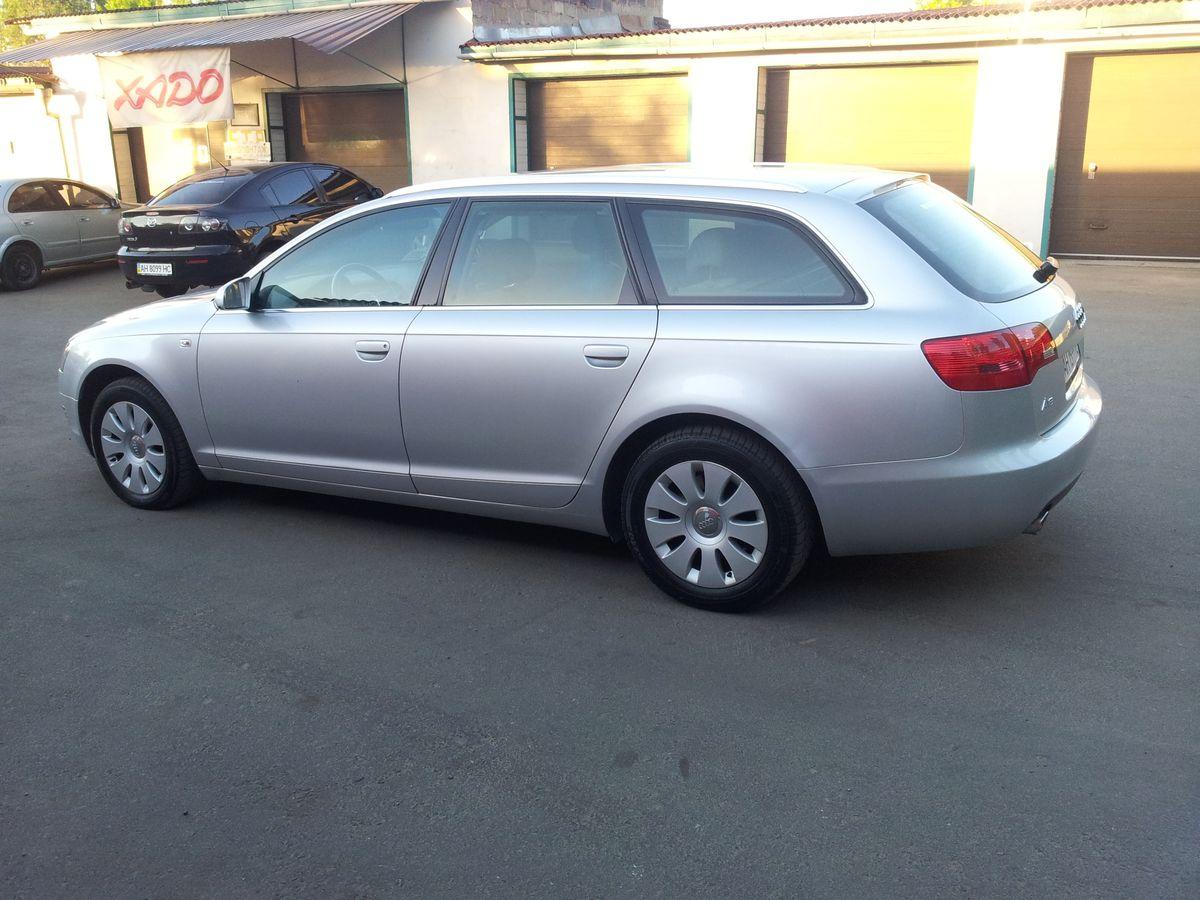 Автомобиль, Audi, вид сбоку