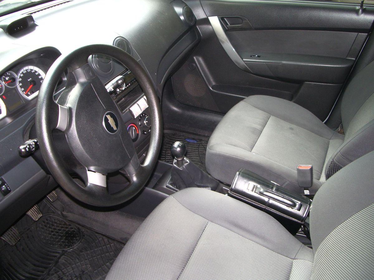 Авто Chevrolet, салон