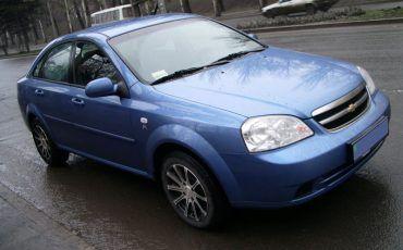 Машина, Chevrolet Lacetti