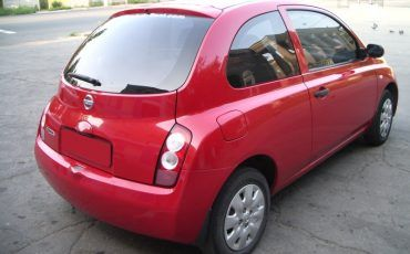 Авто, Ниссан Микра