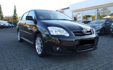 Машина, Toyota Corolla