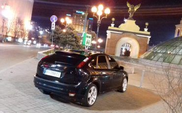Ford Focus Black
