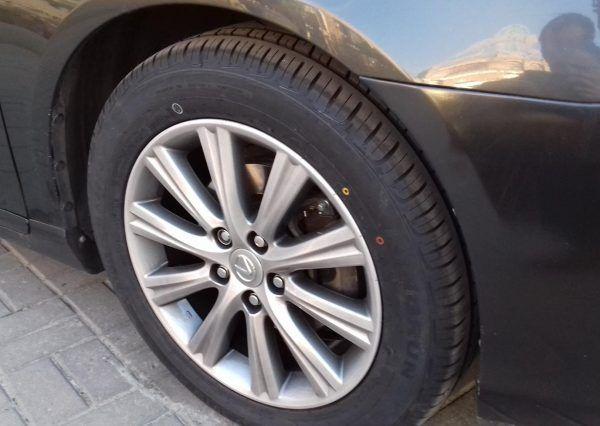 Автомобиль, колесо