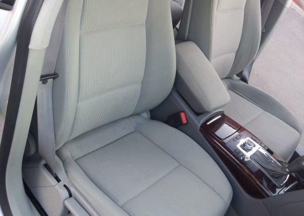 Машина, Audi A6, салон, кресла