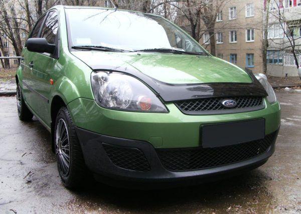 Авто, Форд Фиеста